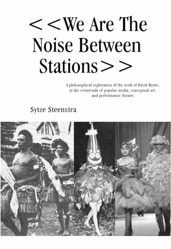 We Are The Noise Between Stations